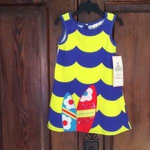 Rare Editions Toddler Dress